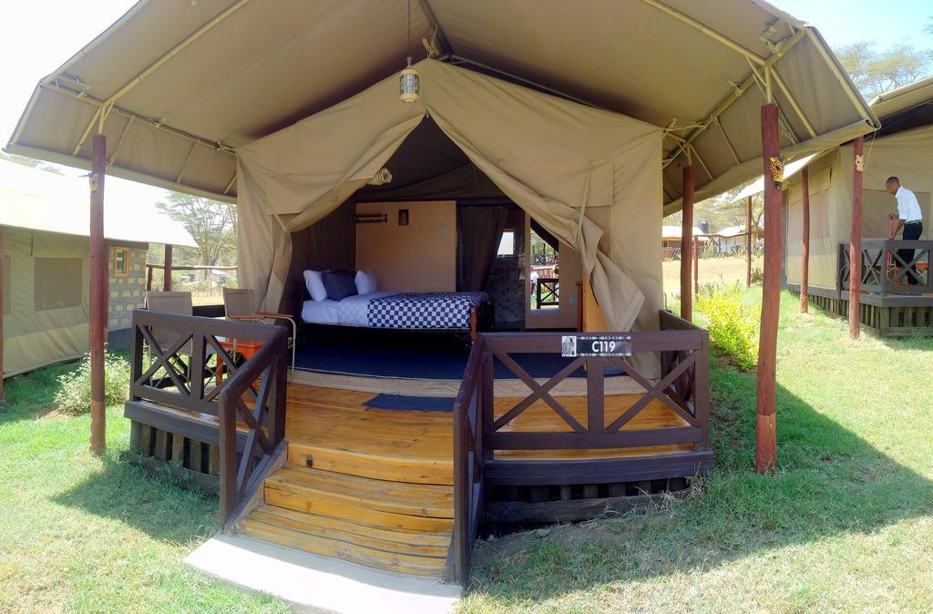 Naivasha West Beach Camping - Camping tent for 2 - Vamos Homes